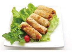110 Nems poulet et légume (5 pièces)