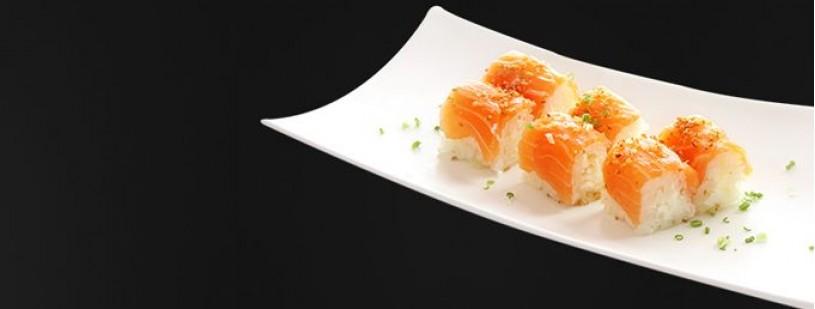 Saumon Roll